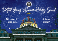 Young Alumnae Virtual Holiday Social 2020